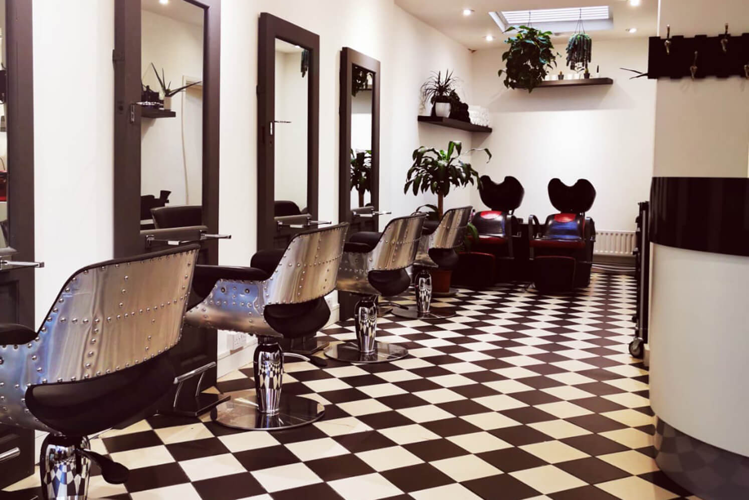 heads high hair salons brixton